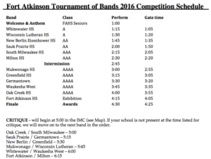 fort-atkinson-invitational-schedule